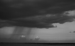Rain On the Prairie (Photographs By Wade) Tags: osagecounty oklahoma tallgrassprairiepreserve rain shower plains evening