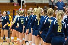2016-10-14 Trinity VB vs Conn College - 0189 (BantamSports) Tags: 2016 bantams college conncollege connecticut d3 fall hartford nescac trinity women ncaa volleyball camels