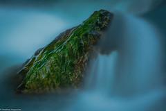 Fels in der Brandung (maka3110) Tags: stein wasser langzeitbelichtung long exposure moos nass glietschig tirol inn sterreich nikon sigma