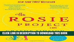 [Read] PDF The Rosie Project: A Novel New Version (pafyipuk) Tags: read pdf the rosie project a novel new version