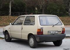 1985 Fiat Uno 45 (Alessio3373) Tags: fiat fiatuno fiatuno45 uno45 autoshite oldcars