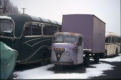 SHP86 (21c101) Tags: scammell scarab westcountrycarriers winkleigh devon shp86