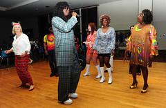 Boogie Nights (Presidio of Monterey: DLIFLC & USAG) Tags: california party army disco monterey costume pom unitedstates military 70s presidio garrison stilwell usag armycivilian stevenshepard pamelavonness