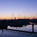 Poole Quay at Sunset