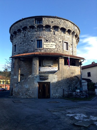 Vojaški muzej Tabor ( Lokev -Slovenia )