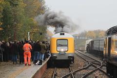 Class 41001 Starting Up (sprinterveg) Tags: up car start train project power class miller prototype sir kenneth grange hst clag gcr 41001
