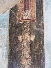 Pompeji  # 11 (schreibtnix on'n off) Tags: italien italy travelling reisen campania fresco pompeji excavations ausgrabungen fresken olympuse5 schreibtnix vicolodellaregina