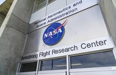NASA Armstrong Main Building