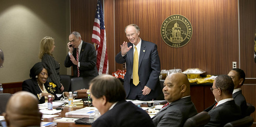 11-21-2014 Alabama State University Board of Trustees Meeting