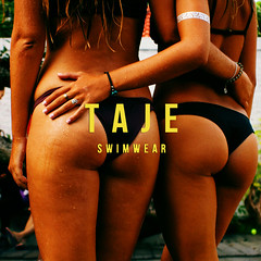 TAJE SWIMWEAR (reaoubien) Tags: bali bikini babes swimwear poolparty strawhut taje
