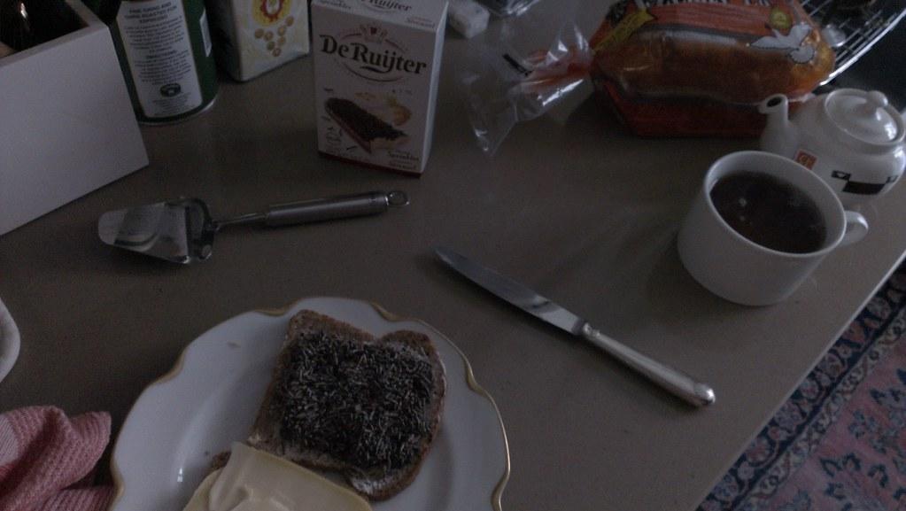 Chocolate Cake With Chocolatesprinkles