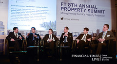 Panel session: Has London reached its limit? (Financial Times Live) Tags: london property ft financialtimes finance ftlive propertysummit