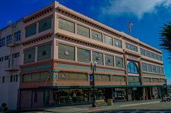 The old Holman's Dept Store--DSC1447--Pacific Grove, CA (Lance & Cromwell) Tags: california bay monterey montereycounty pacificgrove centralcoast 2014 montereypeninsula pacificgroveca