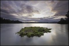 A la deriva (eredita) Tags: atardecer agua isla fernan fondodeescritorio eo riaribadeo