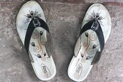 Jane Austen's Chappals (Mayank Austen Soofi) Tags: austen jane delhi slipper sandal walla chappal