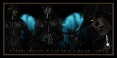 AD TOWER (Helena Stringer) Tags: charity auction sl secondlife nomine limitededitions horrorfestive2014
