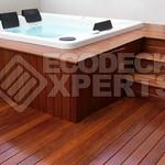 Deck Hidromassagem Quadrada - 014