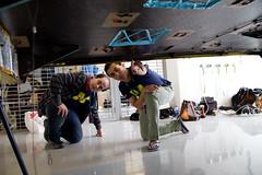 Abu Dhabi Solar Challenge (Michigan Engineering) Tags: car solar michigan racing abu dhabi select yas