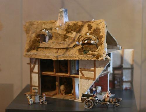 Rococo en miniature - Gasthof zum halben Pfennig