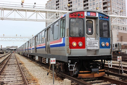 2400-series Railcar Farewell Tour