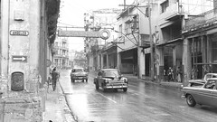 Havana on Film - Cuba (IV2K) Tags: street blackandwhite bw mamiya film havana cuba cuban habana ilford juba mamiya7ii