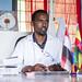 Abebe Gelane lab technician