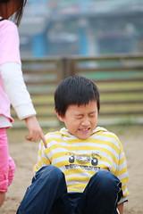 IMG_8546.jpg (小賴賴的相簿) Tags: kid child 台灣 台北 小孩 親子 兒童 新店 70d 55250 陽光運動公園 anlong77 anlong89 小賴賴