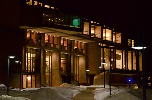 Goddard Library, Clark University