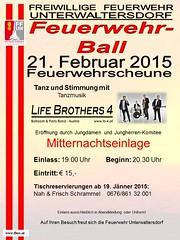 Feuerwehrball 2015