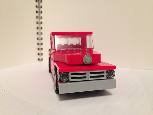 Classic Truck (Front) by mister_hashtag, on Flickr