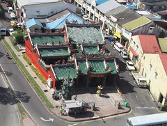 Tua Pek Kong Temple Kuching