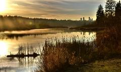 Burnaby Lake (inBurble) Tags: vancouver burnaby yvr burnabylake