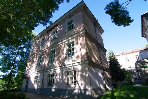 Budynki dawnego zespołu seminarium unickiego (św. Mikołaja 4) w Chełmie
