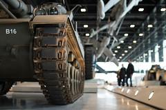 AMX-13 (peter_1891) Tags: holland canon army airport tank sigma traks vliegveld nmm 30mm 600d amx13 soeterberg nationaalmilitairmuseum