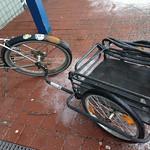 Bikehack: inner-tube bike-trailer stays thumbnail