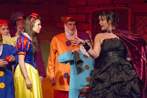 2013 Snow White Dwarfs, Kathy, Charlotte