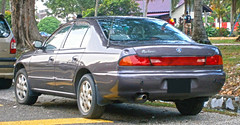 car sedan 1st first malaysia 1995 20 gen saloon generation jaya proton subang perdana 4door