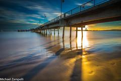 Belmont Memorial Pier, Long Beach (Michael Zampelli) Tags: california landscape pier longbeach lakings belmontshore belmontmemorialpier