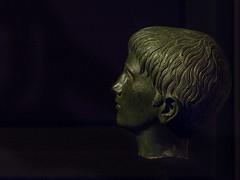Etruscans - XXIV (Egisto Sani) Tags: sculpture art museum bronze florence arte firenze museo archaeological etruscan scultura archeologico bronzo etrusca etrusco lostwax cerafusa firsole