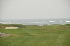 The 1st hole at the Links at Spanish Bay (rodliam) Tags: 17miledrive monterey montereygolf pebblebeach montereycounty