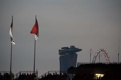 _DSC9561 (cxcheng) Tags: flag nationalstadium singaporeflyer marinabaysands