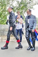bootsservice 16 470357 (bootsservice) Tags: paris leather orlando uniform boots rubber des bottes motos uniforme motorcyclists cuir motards caoutchouc motorbiker pride gay marche fierts