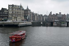 CSC_0460-1 (kgjikola) Tags: gray city water river boat amsterdam