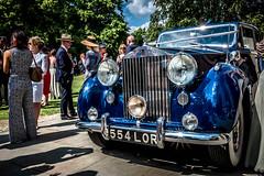 The Wedding Car (Alex Chilli) Tags: car wedding rolls royce sunny summer uk england cool brittania