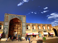 Moschee in Kerman (schaffer.walter) Tags: iran