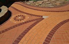 Yellow Brick Branch (BKHagar *Kim*) Tags: bkhagar garden huntsvillebotanicalgarden outdoor outside huntsville al alabama path walk walkway brick yellowbrickroad larryfulton beverlyfulton larrybeverlyfulton gift donate donated donation