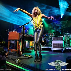 Grand Point North - Day 1 09/12/15 (Grace Potter & The Nocturnals) Tags: burlington vermont grace potter grand point north music festival