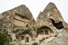 cave hotel (eb78) Tags: abandoned turkey middleeast cappadocia anatolia goreme