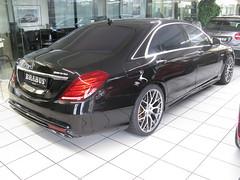 Mercedes-Benz S63 AMG Brabus W222 (nakhon100) Tags: mercedes mercedesbenz brabus w222 sclass sklasse cars