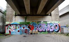 graffiti amsterdam (wojofoto) Tags: amsterdam graffiti wojofoto wolfgangjosten nederland netherland holland rubs bongo